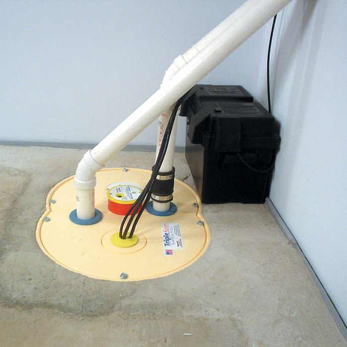 Automatic Sump Pump Installation